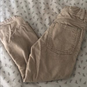 Courdroy pants
